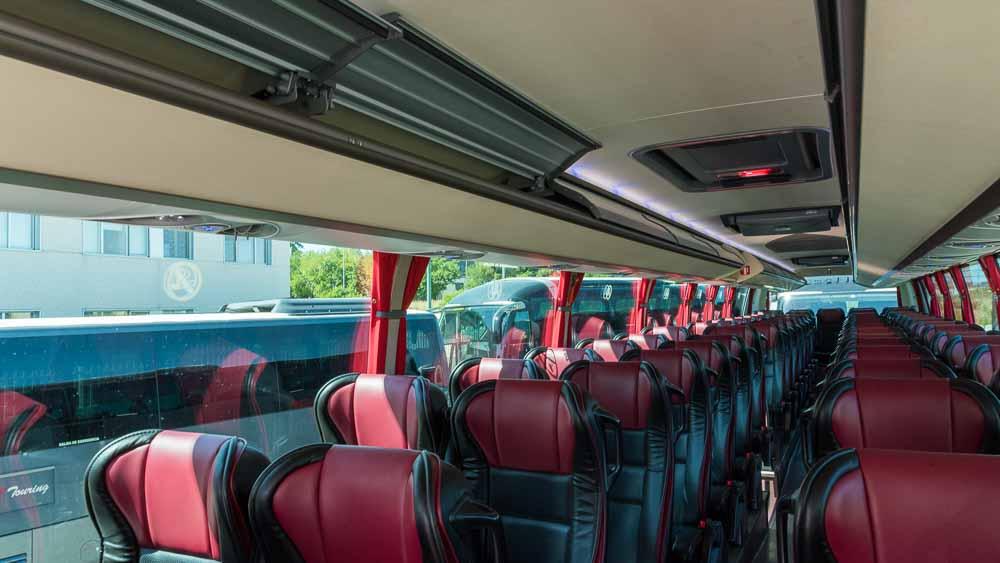 Porta equipajes - 63 plazas Elite Touring