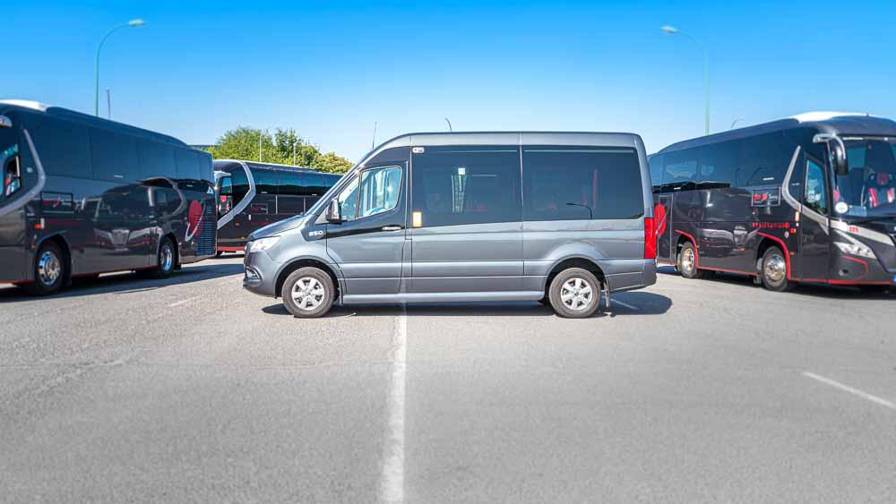 Autocar 9 Plazas  Elite Touring